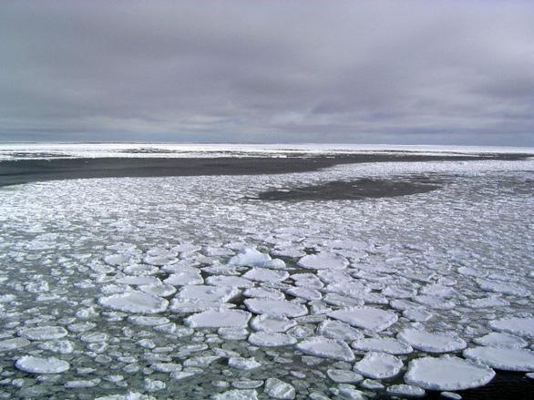 Diện tích băng ở Nam Cực thu hẹp một cách bí ẩn - Ảnh 1.
