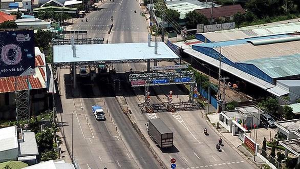 Chính phủ chưa cân đối được tiền mua lại trạm BOT - Ảnh 2.