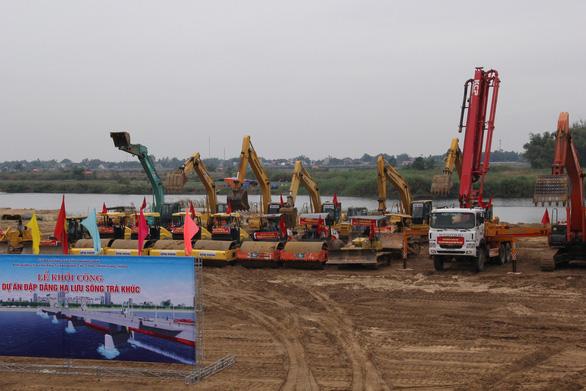 Quảng Ngãi xây đập dâng 1.500 tỉ đồng từ nguồn cải cách tiền lương - Ảnh 3.