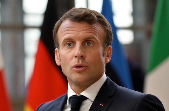Pháp kêu gọi Iran giảm lượng dự trữ uranium làm giàu ngay lập tức - Ảnh 1.