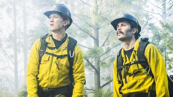 Cháy rừng và những người anh dũng - Ảnh 3.
