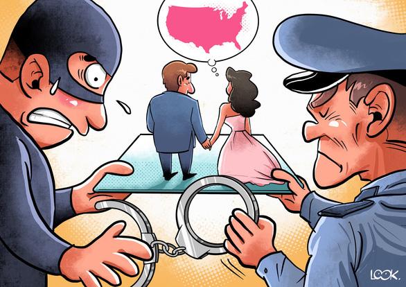Nhiều du học sinh Việt trả đến 60.000 USD để kết hôn giả - Ảnh 1.