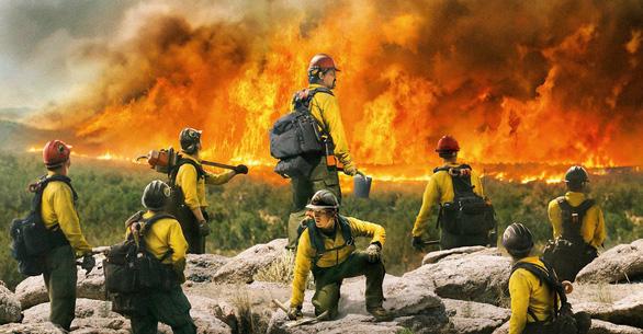 Cháy rừng và những người anh dũng - Ảnh 1.