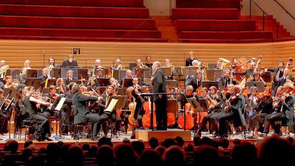 Thi Âm nhạc quốc tế violin và Hòa tấu thính phòng Việt Nam 2019 - Ảnh 1.