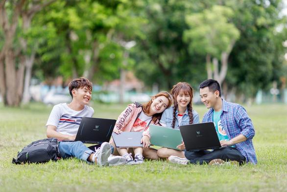 Acer khuyến mãi lớn nhân mùa tựu trường Back To School - Ảnh 1.