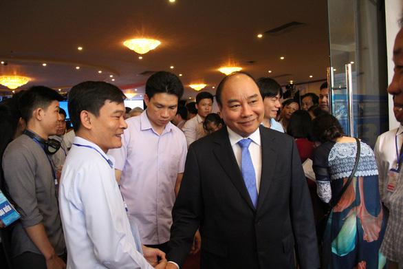 Thủ tướng Nguyễn Xuân Phúc: Đã cấp dự án rồi thì phải triển khai nhanh - Ảnh 7.