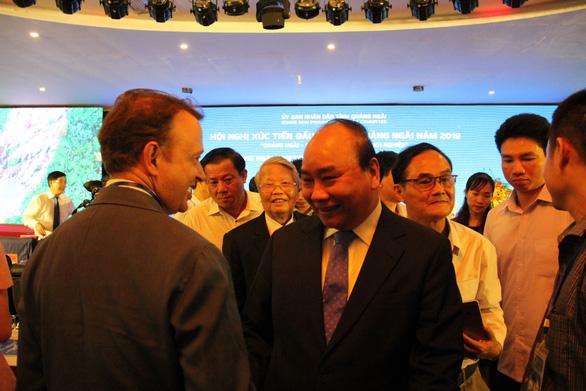 Thủ tướng Nguyễn Xuân Phúc: Đã cấp dự án rồi thì phải triển khai nhanh - Ảnh 2.