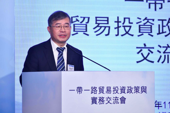 Trung Quốc nói một ít công ty chuyển sản xuất khỏi đại lục là chuyện bình thường - Ảnh 1.