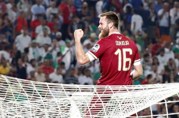 Algeria ăn mừng trong phấn khích sau khi lên ngôi vô địch CAN 2019 - Ảnh 5.