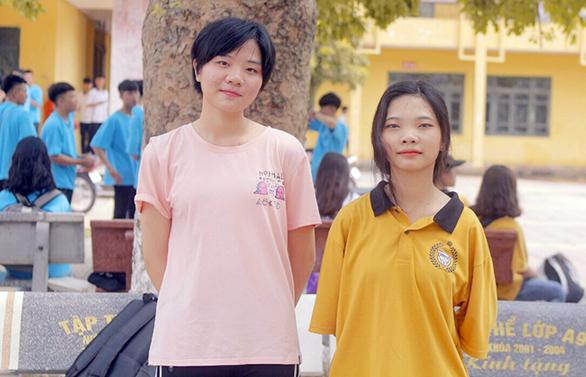 Nữ sinh Bắc Ninh đạt 26/30 điểm NV1 vào ĐH Duy Tân - Ảnh 1.