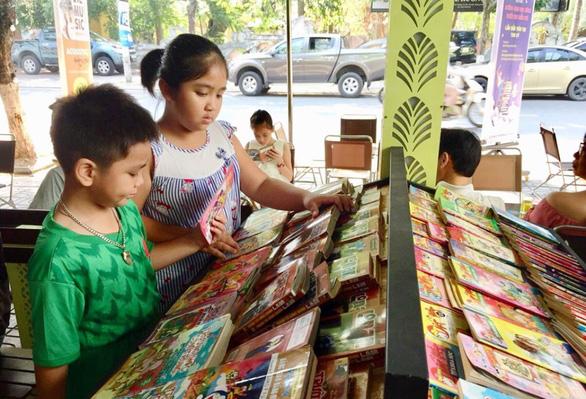 Phòng đọc sách thiếu nhi miễn phí 7.000 đầu sách - Ảnh 1.