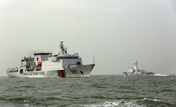 Mỹ tuyên bố Trung Quốc khiêu khích khi xâm phạm vùng biển Việt Nam - Ảnh 1.