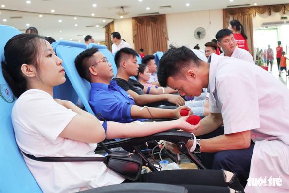 Ba điều dưỡng hiến máu cứu sống sản phụ bị băng huyết - Ảnh 3.