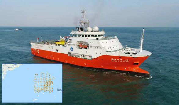 Yêu cầu T.Q rút toàn bộ tàu ra khỏi vùng biển hoàn toàn của Việt Nam - Ảnh 1.