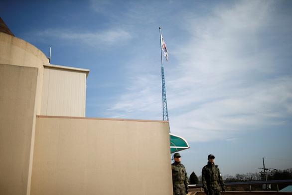 Mỹ và Hàn Quốc tập trận như dự định, thất hứa với Triều Tiên? - Ảnh 1.