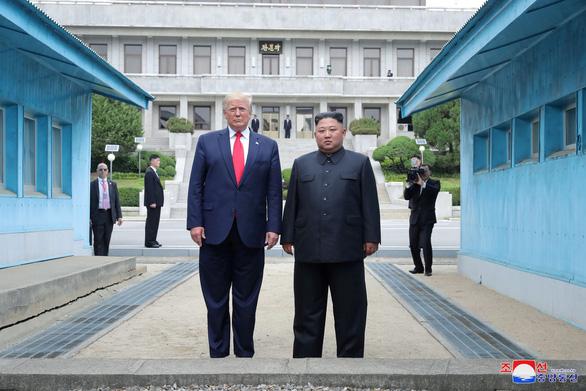 Mỹ và Hàn Quốc tập trận như dự định, thất hứa với Triều Tiên? - Ảnh 2.