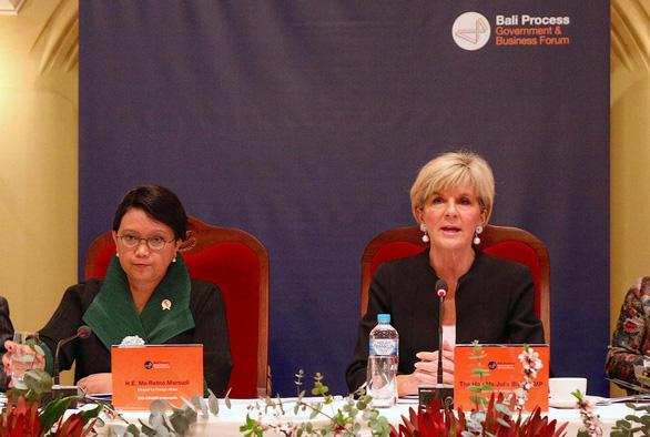 Việt Nam tổ chức hội nghị về chống di cư trái phép và tội phạm xuyên quốc gia - Ảnh 1.