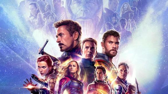 Avengers: Endgame vượt Avatar, trở thành phim ăn khách nhất lịch sử - Ảnh 3.