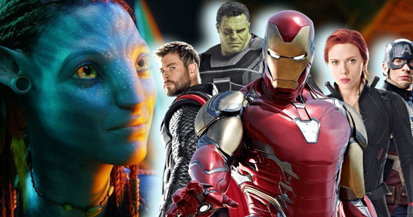 Avengers: Endgame vượt Avatar, trở thành phim ăn khách nhất lịch sử - Ảnh 1.