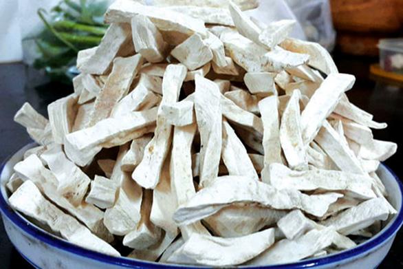 Món khoai xéo ngon quay quắt của xứ Nghệ, tùy sở thích mà xéo nhiều hay xéo ít - Ảnh 2.