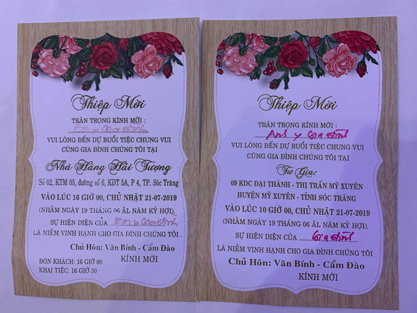 Đám cưới con, trưởng Đoàn đại biểu Quốc hội tổ chức 3 ngày 4 tiệc - Ảnh 1.