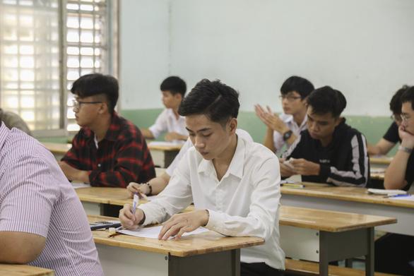 Điểm sàn ĐH Sư phạm TP.HCM, Công nghiệp TP.HCM, Tôn Đức Thắng, Sài Gòn - Ảnh 1.