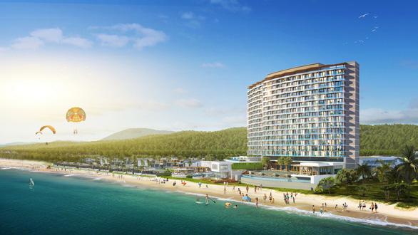 Ra mắt dự án Wyndham Tropicana Resort & Villa Long  Hải - Ảnh 1.