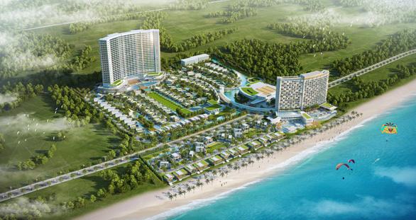 Ra mắt dự án Wyndham Tropicana Resort & Villa Long  Hải - Ảnh 2.