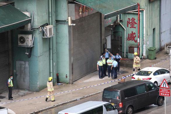 Phát hiện xưởng làm chất nổ của nhóm chống dự luật dẫn độ Hong Kong - Ảnh 3.