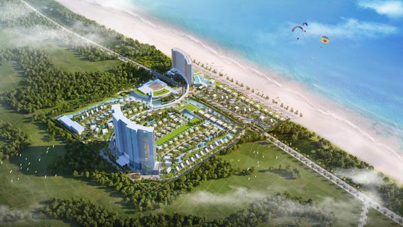 Ra mắt dự án Wyndham Tropicana Resort & Villa Long  Hải - Ảnh 3.