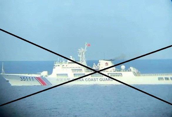 Mỹ nói Trung Quốc khiêu khích ở biển Đông, Trung Quốc nói Mỹ vu khống - Ảnh 1.