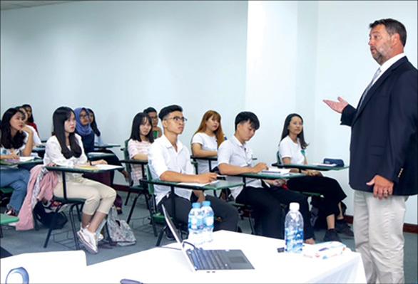Đại học Tân Tạo: Chào mừng sinh viên niên khóa 2019-2020 - Ảnh 11.