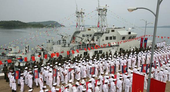 Hun Sen: Thông tin cho Trung Quốc thuê căn cứ hải quân là bịa đặt - Ảnh 1.