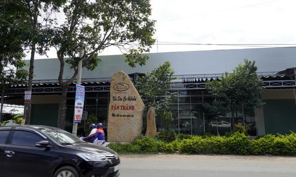 Cưỡng chế khu đất 24.000 mét vuông xây trái phép do Alibaba phân phối - Ảnh 5.