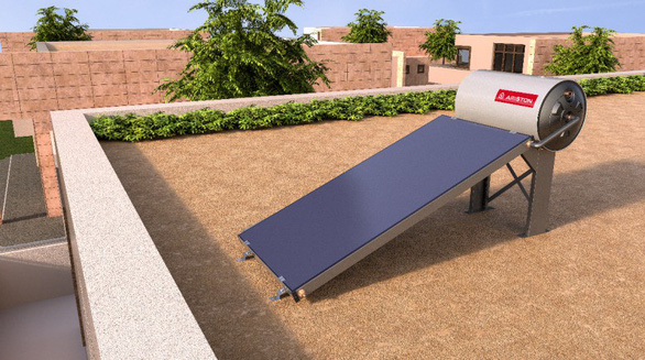 Ariston – Thương hiệu máy nước nóng năng lượng mặt trời hàng đầu từ Ý - Ảnh 3.