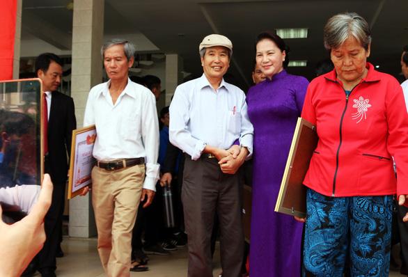 Bí thư tỉnh ủy phải chỉ đạo công tác chăm lo đời sống gia đình người có công - Ảnh 1.