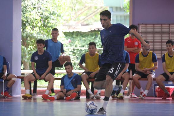 Thuê ngoại binh khủng, Thái Sơn Nam tự tin hướng đến ngôi vô địch futsal châu Á - Ảnh 1.