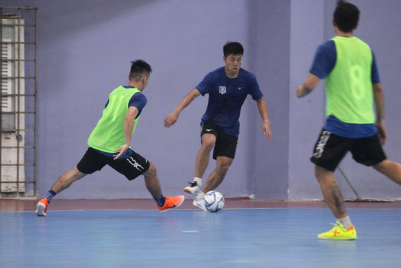 Thuê ngoại binh khủng, Thái Sơn Nam tự tin hướng đến ngôi vô địch futsal châu Á - Ảnh 2.