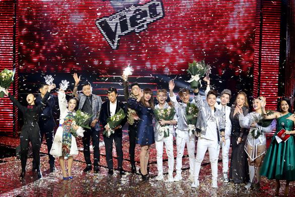 Giọng hát Việt 2019 - mùa giải 'màu mè nhất gọi tên Hoàng Đức Thịnh - Ảnh 14.