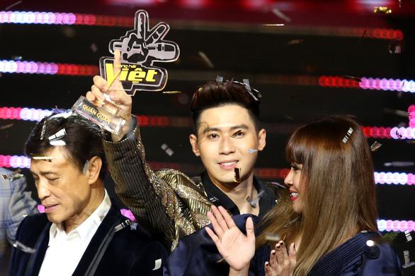 Giọng hát Việt 2019 - mùa giải 'màu mè nhất gọi tên Hoàng Đức Thịnh - Ảnh 15.