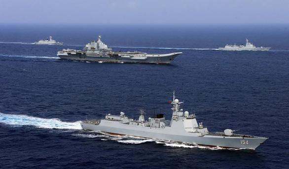 Thứ trưởng Quốc phòng Mỹ John Rood: Trung Quốc đe dọa an ninh hàng đầu với Mỹ - Ảnh 1.