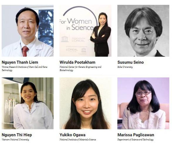 Hai người Việt vào top 100 nhà khoa học châu Á: Làm khoa học phải vượt qua thác ghềnh - Ảnh 1.