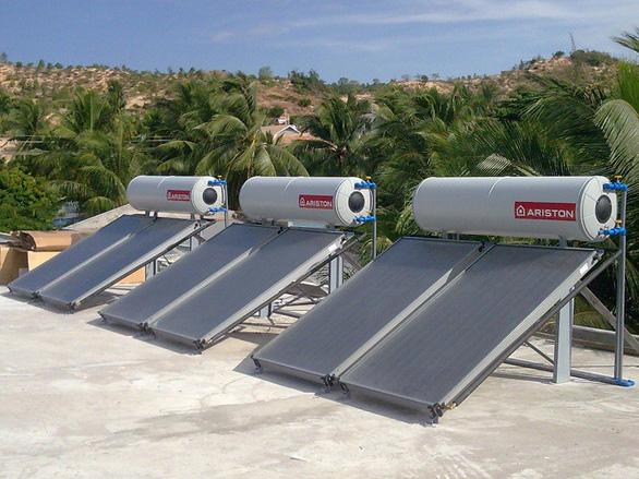Ariston – Thương hiệu máy nước nóng năng lượng mặt trời hàng đầu từ Ý - Ảnh 1.