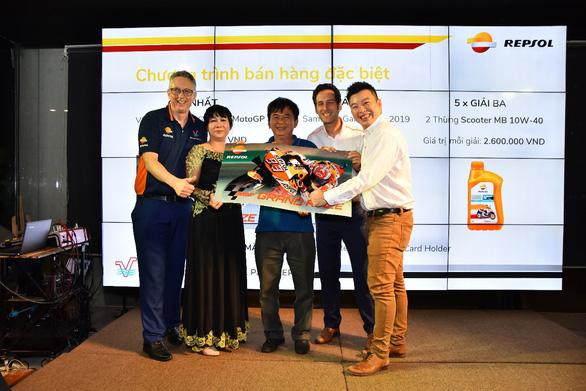 Repsol ra mắt dầu tay ga dành riêng cho thị trường Việt Nam - Ảnh 3.