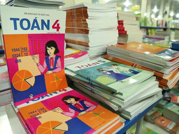 110 triệu bản sách giáo khoa cho năm học mới - Ảnh 1.