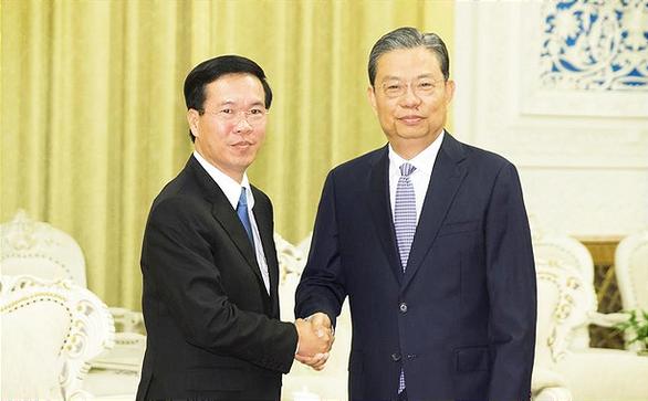 Yêu cầu Trung Quốc tôn trọng quyền, lợi ích trên Biển Đông của Việt Nam - Ảnh 1.