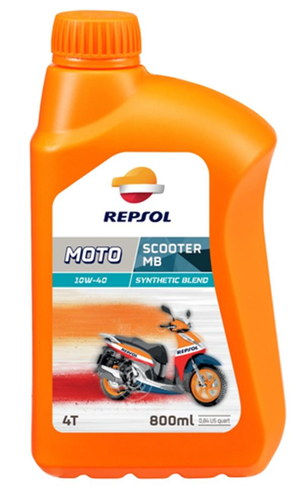 Repsol ra mắt dầu tay ga dành riêng cho thị trường Việt Nam - Ảnh 2.