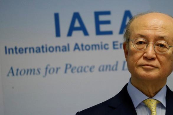 Tổng giám đốc Cơ quan Năng lượng nguyên tử quốc tế đột tử - Ảnh 1.