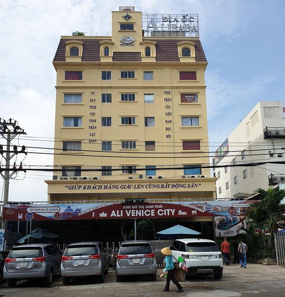UBND phường ở TP.HCM gửi 2 công văn đề nghị kiểm tra Công ty Alibaba - Ảnh 1.