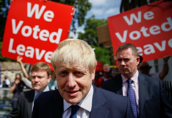Ông Boris Johnson trở thành tân thủ tướng Anh - Ảnh 1.